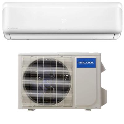 Advantage 12,000 BTU 1 Ton Ductless Mini-Split Air Conditioner and Heat Pump - 230V/60Hz